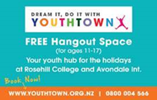 Youthtown Hangout Space