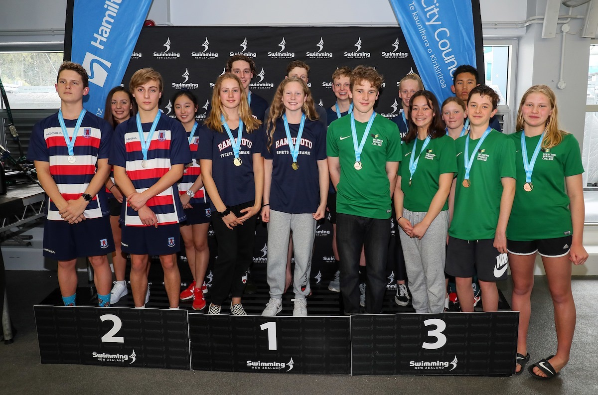 2019 New Zealand Secondary Schools' Swimming Championships