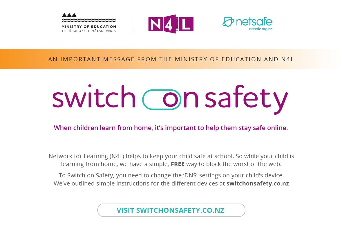 Switch on safety