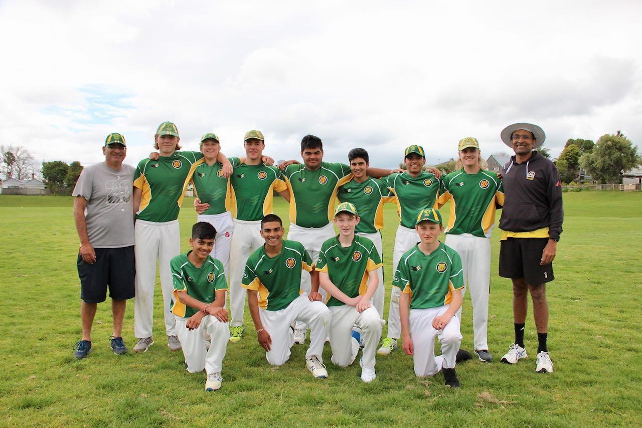 Inner City School Cricket is Alive & Kicking