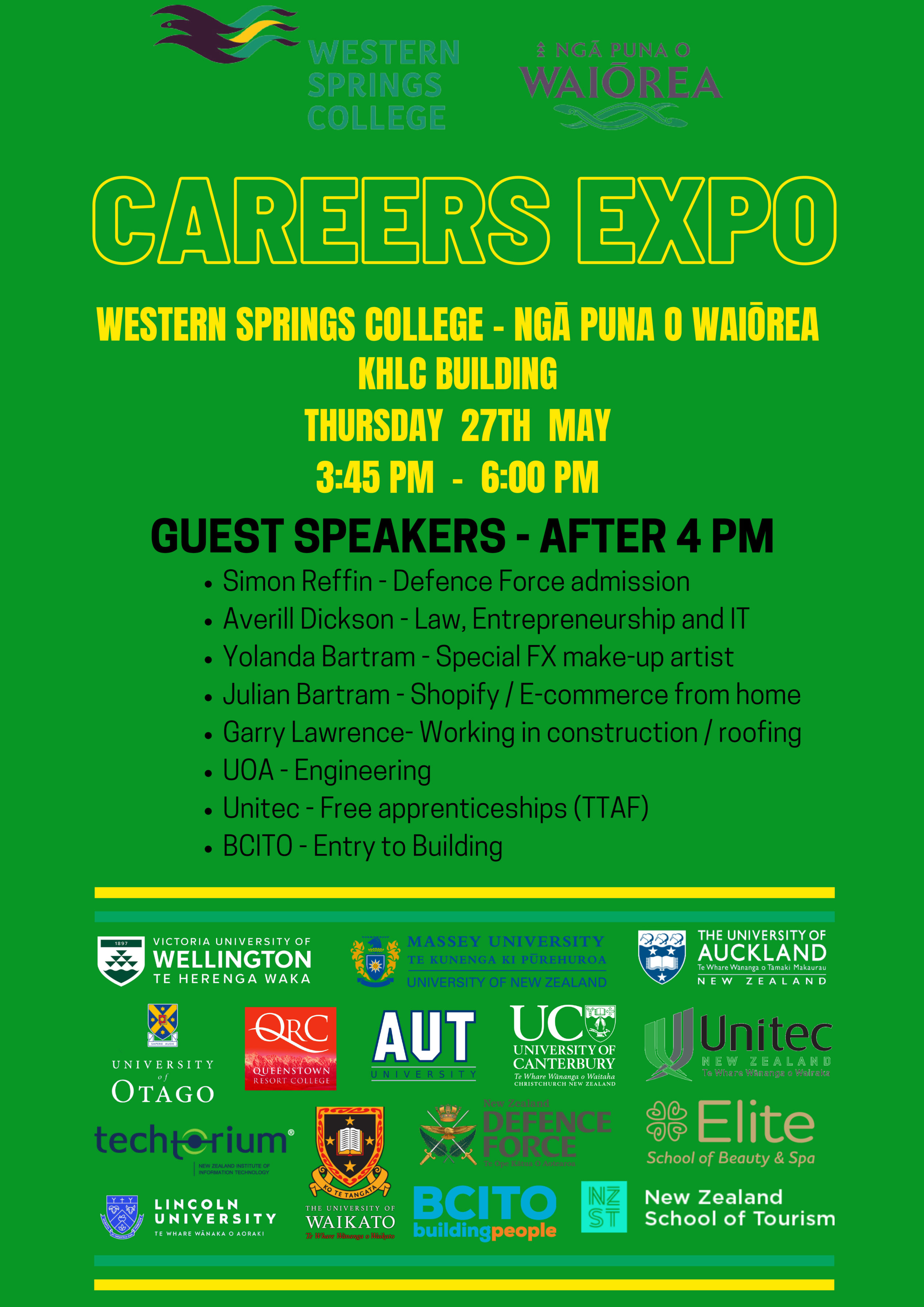 Career Education at WSCW